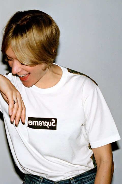 Image of Supreme x COMME des GARCONS SHIRT 2013 Capsule Collection