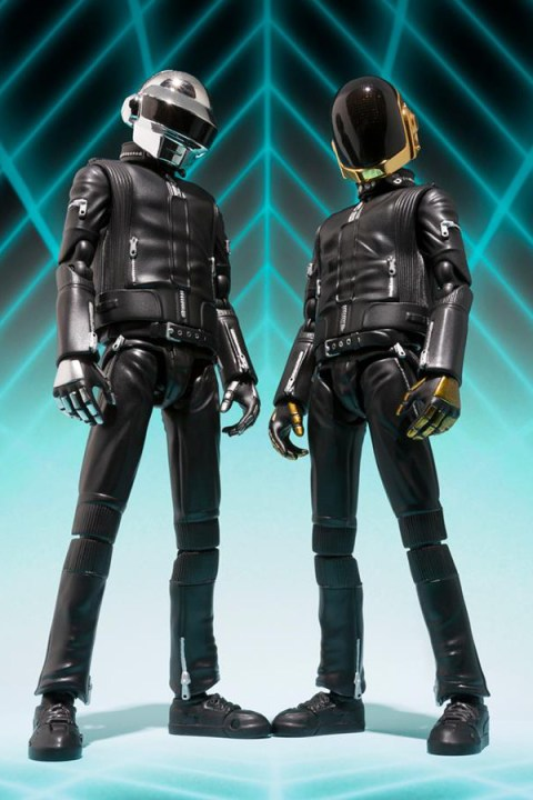 Image of Tamashii Nations 2013 Fall/Winter S.H.Figuarts Daft Punk Figures