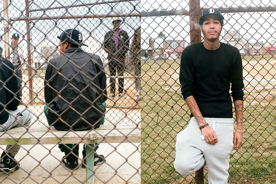 "Image of The Decades x Ebbets Field Flannels 2013 Spring/Summer ""Spring Training"" Lookbook"
