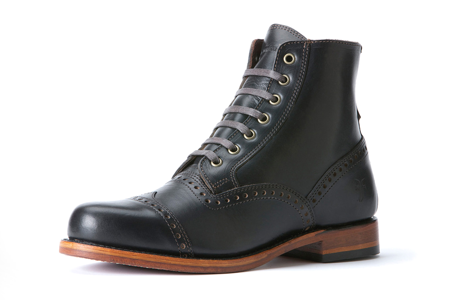 Image of The Frye Company Arkansas Brogue Boot