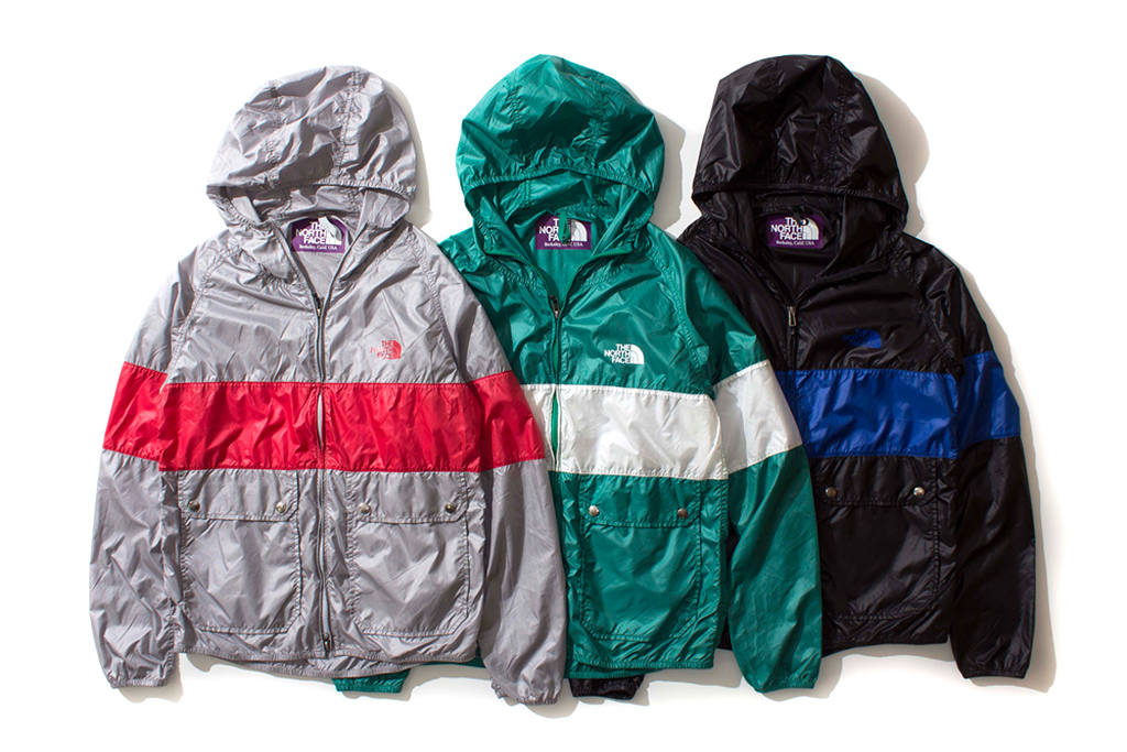 Image of THE NORTH FACE PURPLE LABEL 2013 Spring/Summer Mountain Wind Parka