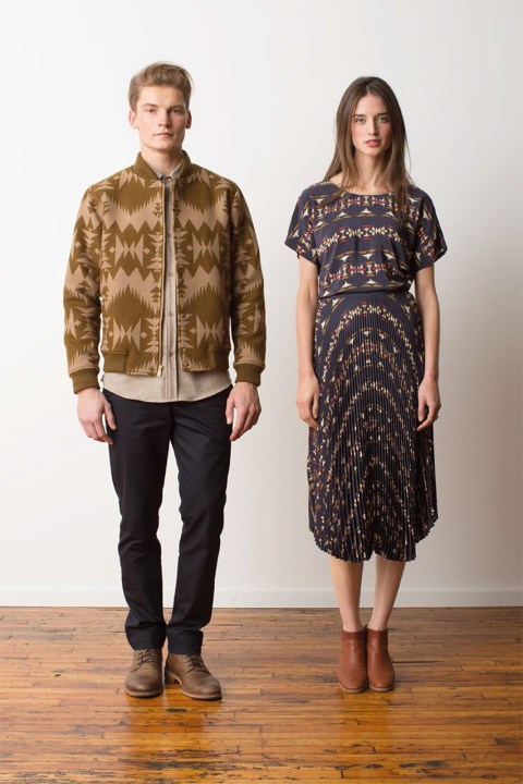 Image of The Portland Collection by Pendleton 2013 Fall Lookbook