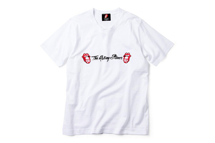 Image of The Rolling Stones x Theater8 casted by mastermind JAPAN 2013 Spring/Summer Collection