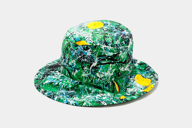 Image of The Stone Roses x A.FOUR Bucket Hat