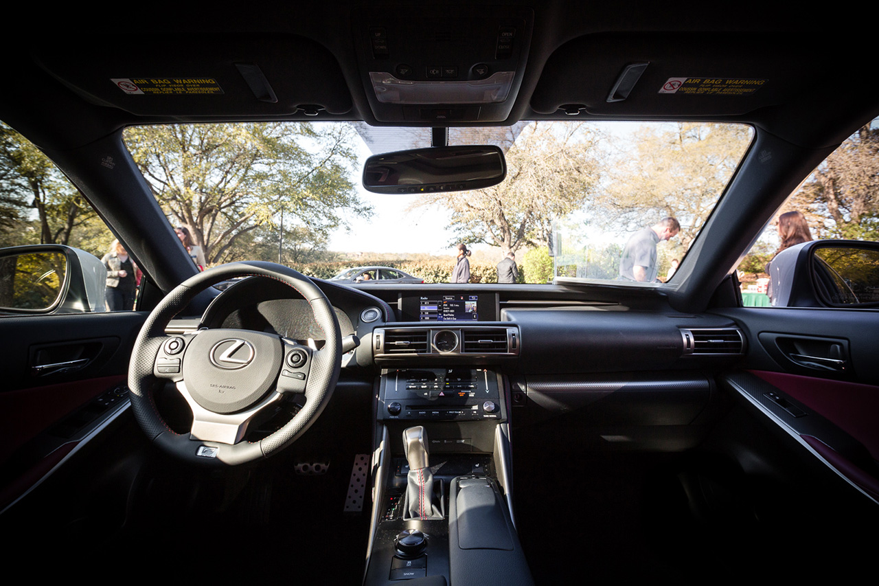 Image of Time Well Spent with the New 2014 Lexus IS