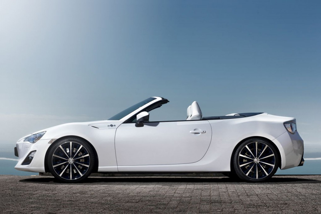 Image of Toyota FT-86 Open Concept