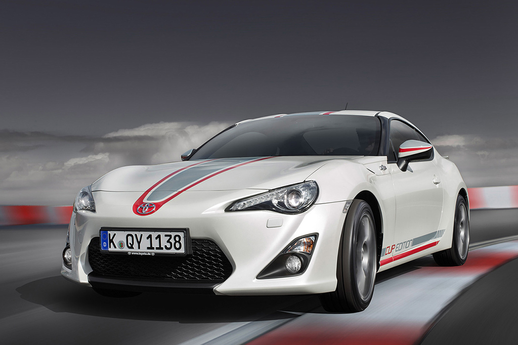 Image of Toyota GT86 Cup Edition