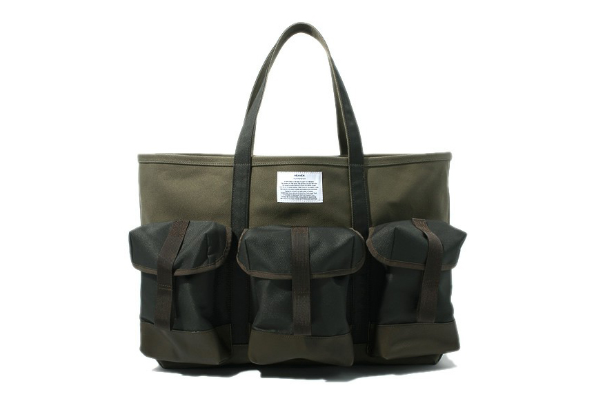 Image of UNDERCOVER 2013 Spring/Summer K6B08 Tote Bag