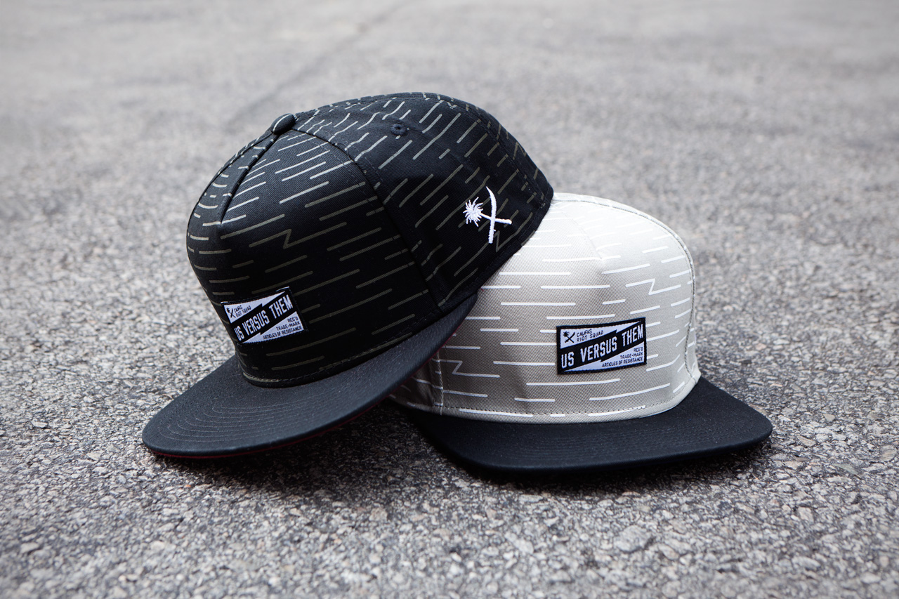 Image of Us Versus Them 2013 Spring/Summer Headwear Collection - Delivery 1