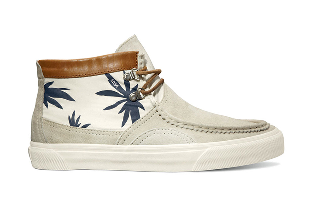 "Image of Vans Vault 2013 Spring TH Cornice LX ""Palm Checker"""