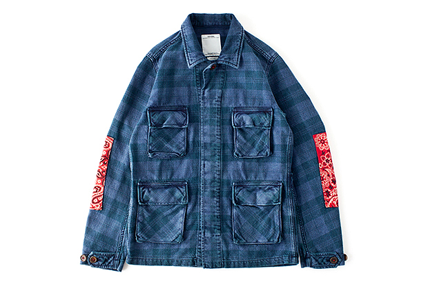 Image of visvim 2013 Spring/Summer KILGORE JACKET