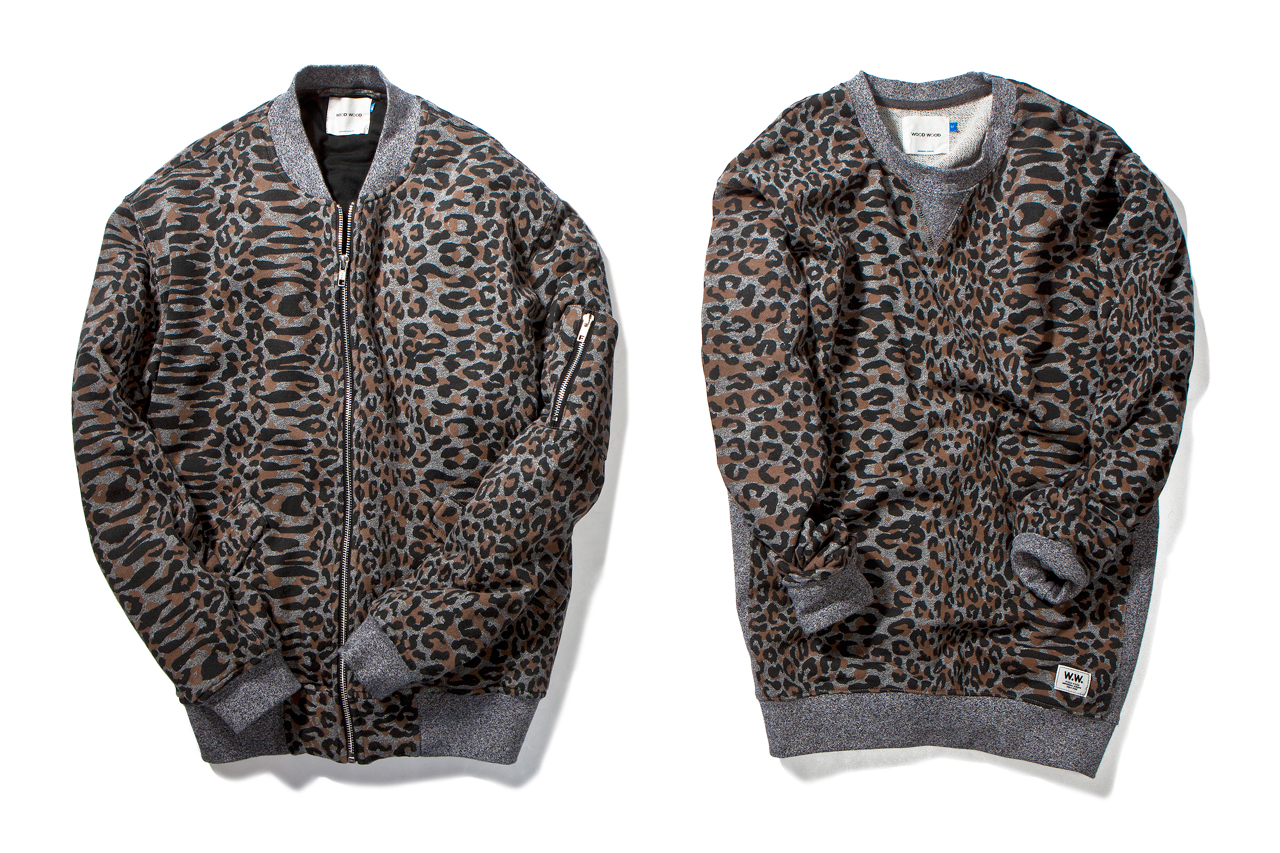 Image of Wood Wood 2013 Spring/Summer Animal Collection