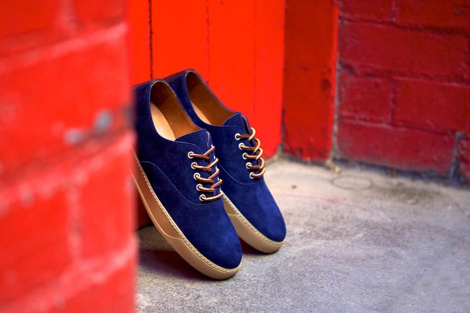 Image of Yuketen 2013 Spring/Summer Hermosa Sneaker