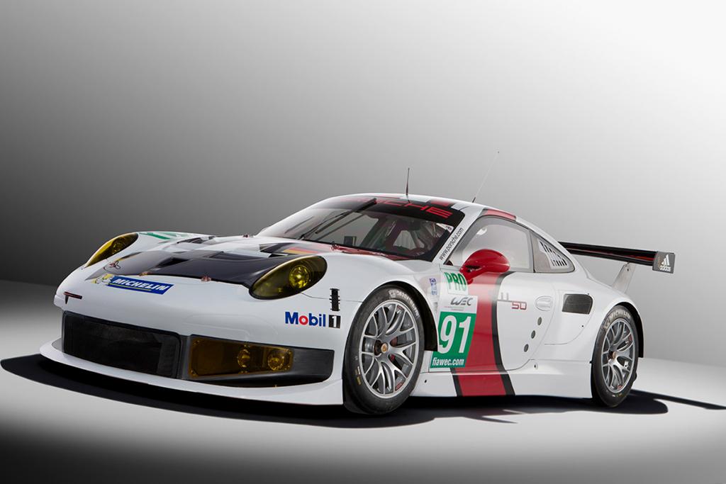 Image of 2013 Porsche 911 RSR