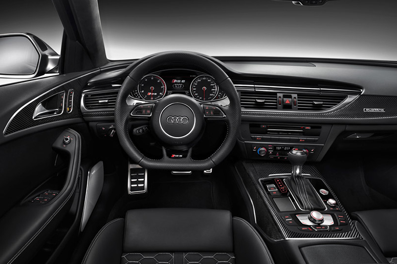 Image of 2014 Audi RS 6 Avant