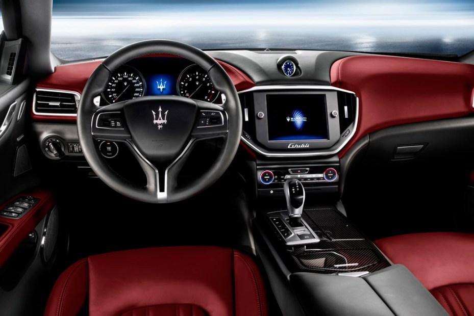 Image of 2014 Maserati Ghibli