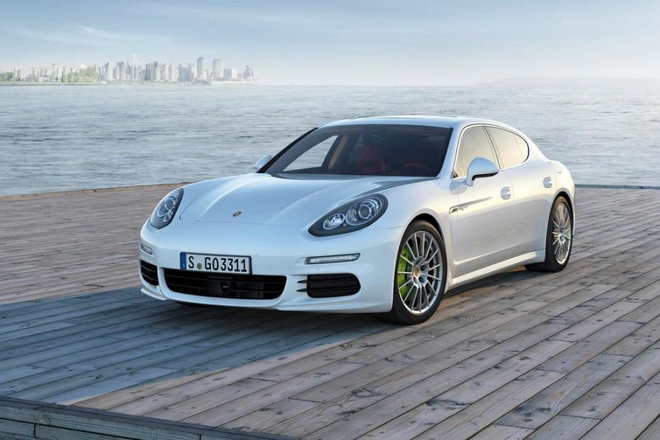 Image of 2014 Porsche Panamera