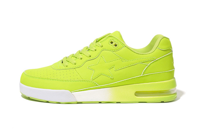 Image of A Bathing Ape 2013 Spring/Summer NEON ROAD STA