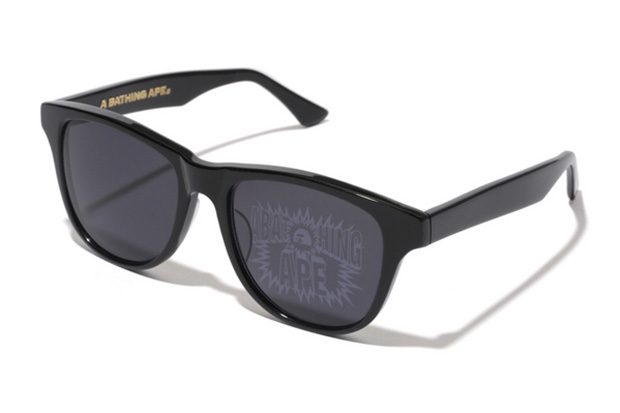 Image of A Bathing Ape BAPE HIPHOPISH SUNGLASSES