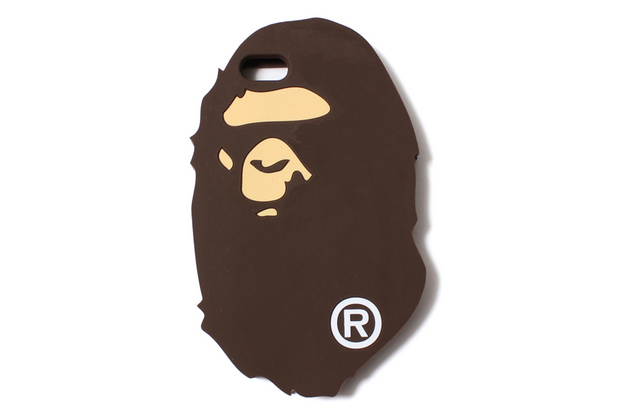 "Image of A Bathing Ape x Candies ""BAPE HEADS"" iPhone 5 Case"