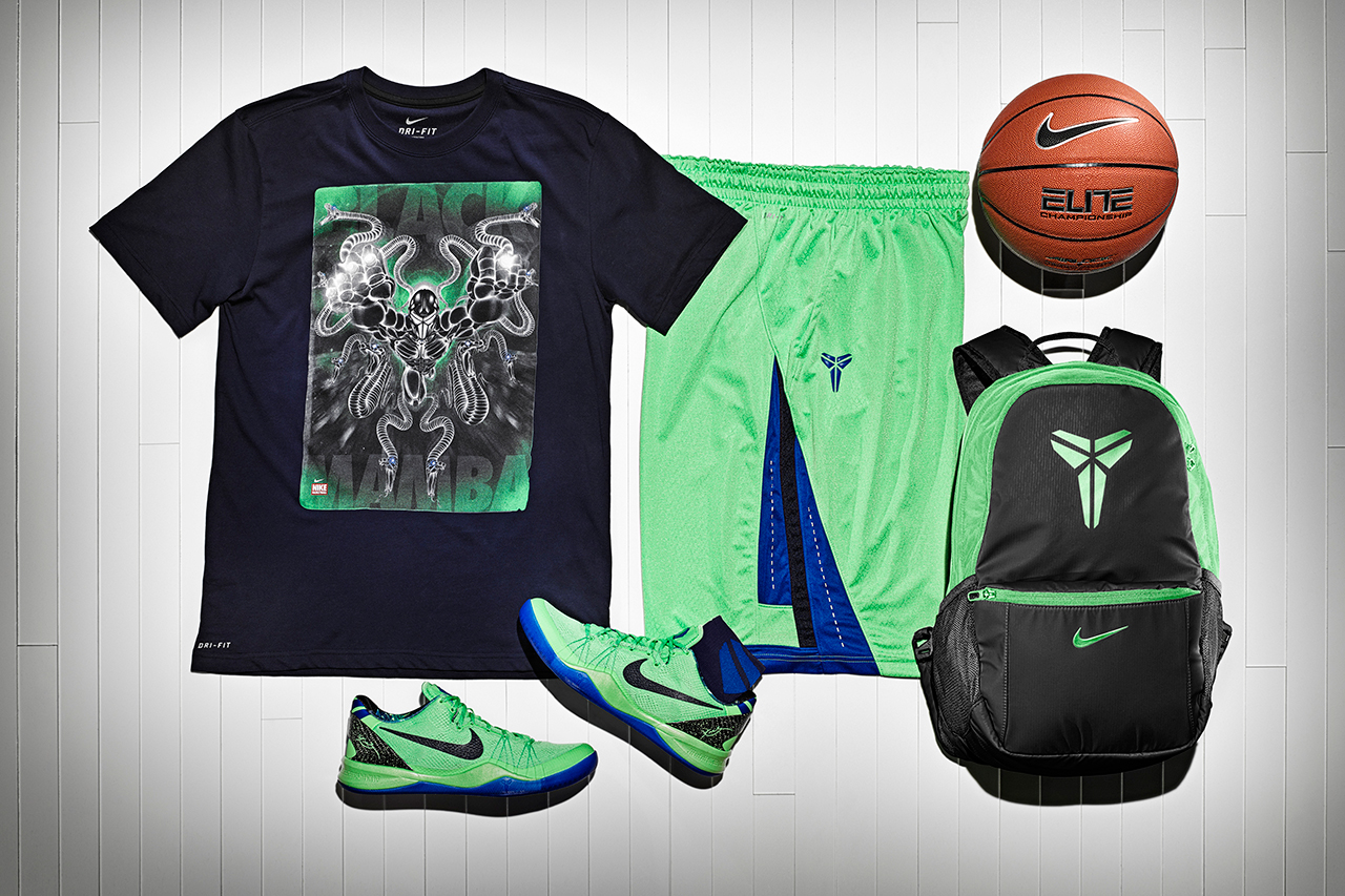 Image of A Look Inside Nike Basketball T-Shirt Design