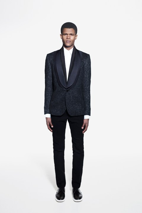 Image of A. Sauvage 2013 Fall/Winter Lookbook