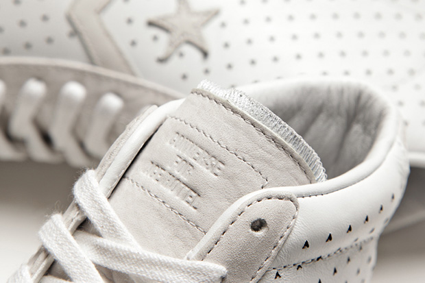 Image of Ace Hotel x Converse Pro Leather Hi Closer Look