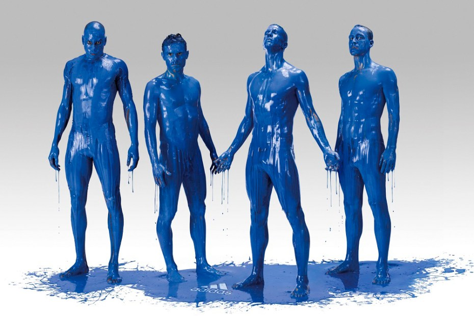 "Image of adidas 2013 ""It's Blue, What Else Matters?"" Campaign for Chelsea FC"