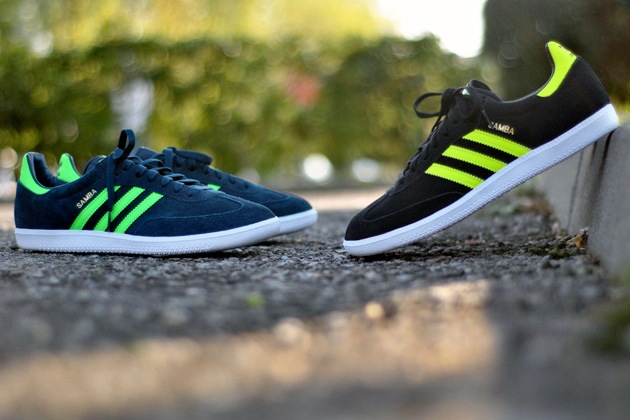 Image of adidas Originals 2013 Summer Samba