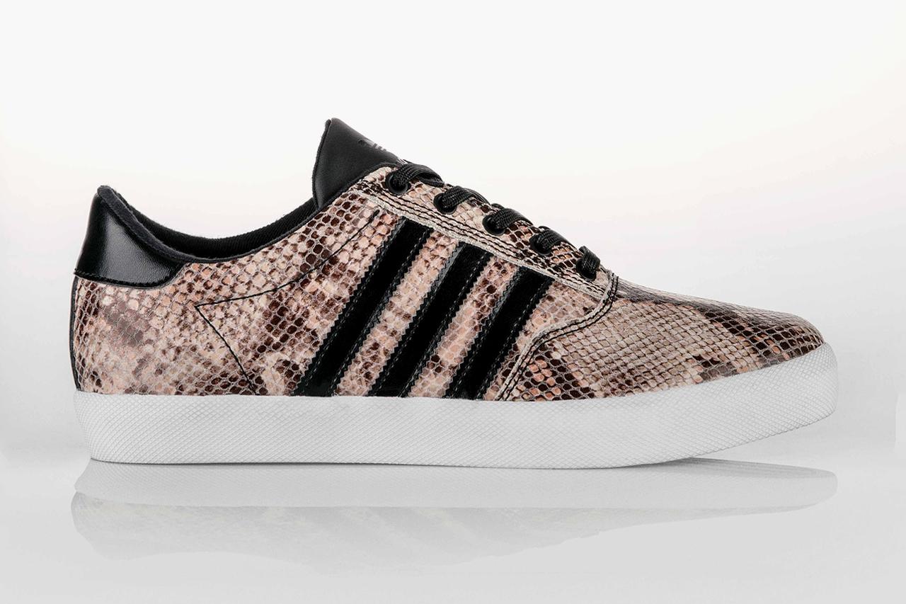 "Image of adidas Originals Adi MC Low ""Snake Skin"""