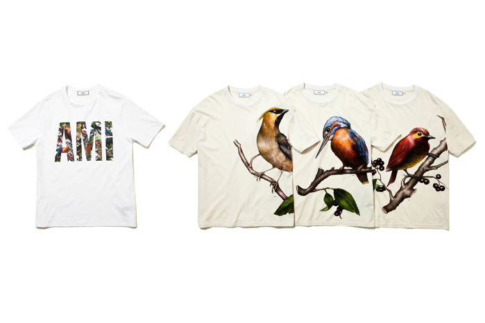 Image of AMI 2013 Spring/Summer T-Shirt Collection