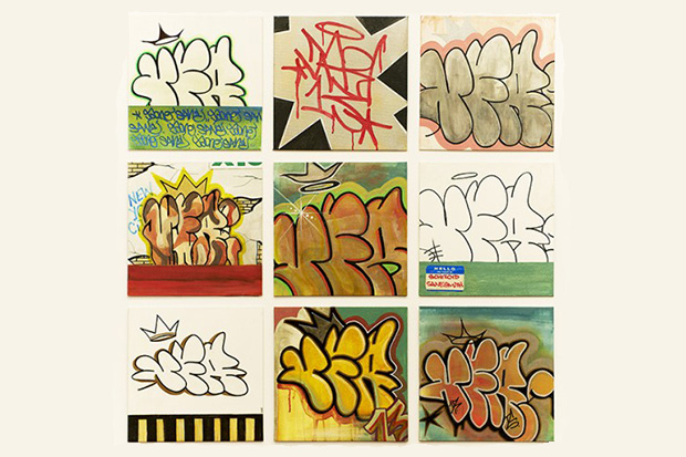 Image of aNYthing & Graffiti Legend VFR Are Offering 100 Pieces of Art This Friday