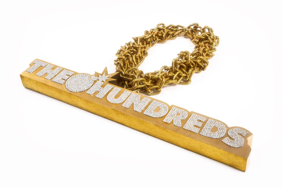 Image of April Fools? The Hundreds x Ben Baller $3,115,000 USD Diamond Encrusted Chain