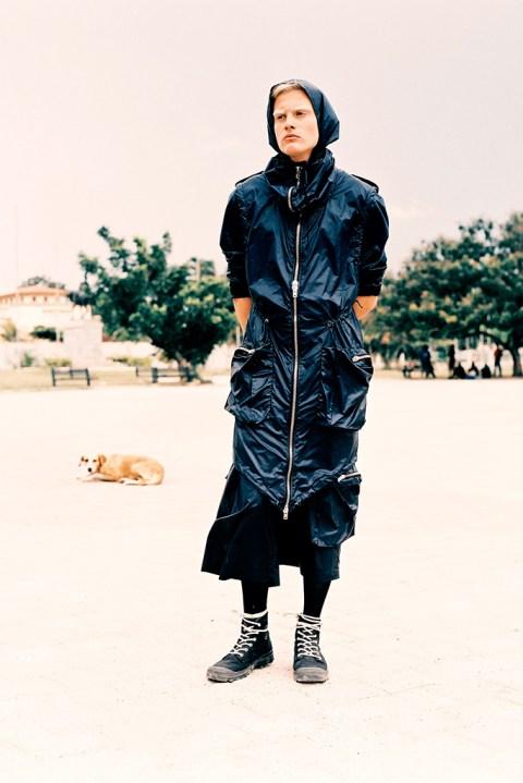 Image of ASGER JUEL LARSEN 2013 Spring/Summer Lookbook