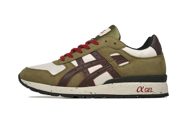 Image of ASICS 2013 Summer GT-II Collection