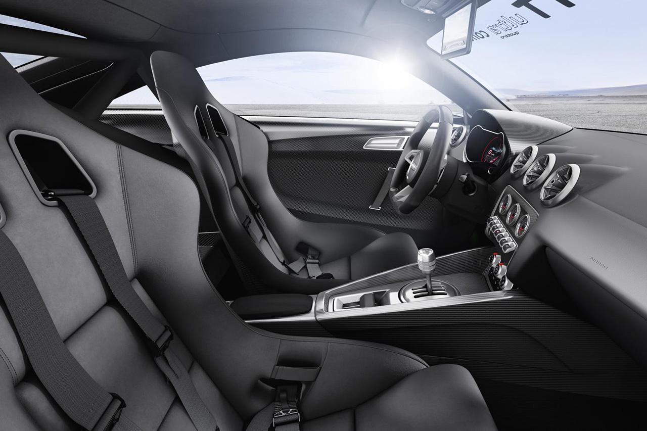 Image of Audi TT Ultra Quattro Concept
