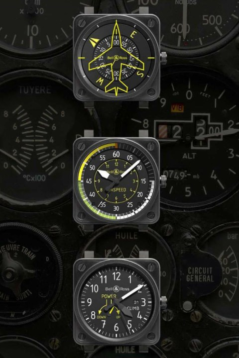 Image of Bell & Ross Aviation Collection