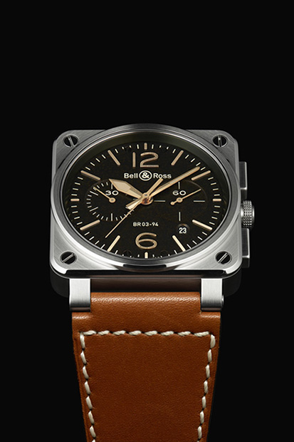 Image of Bell & Ross BR03 Golden Heritage