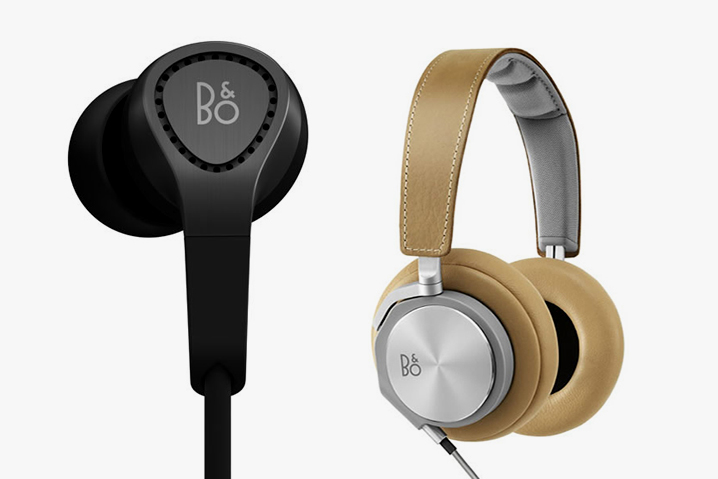 Image of BeoPlay H3 & H6 Headphones