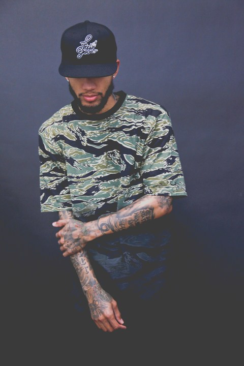 Image of Black Scale 2013 Spring/Summer Lookbook