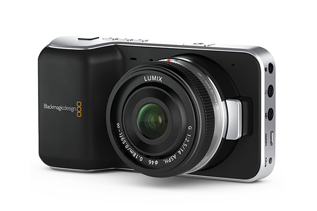 Image of Blackmagic Pocket Cinema Camera