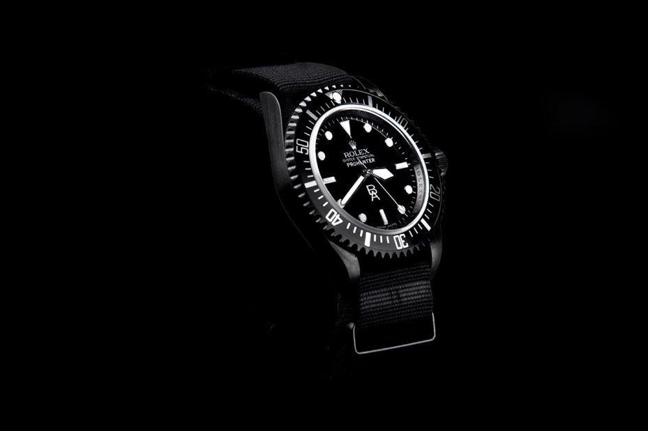 Image of Blender Agency x Prohunter Rolex Military Submariner
