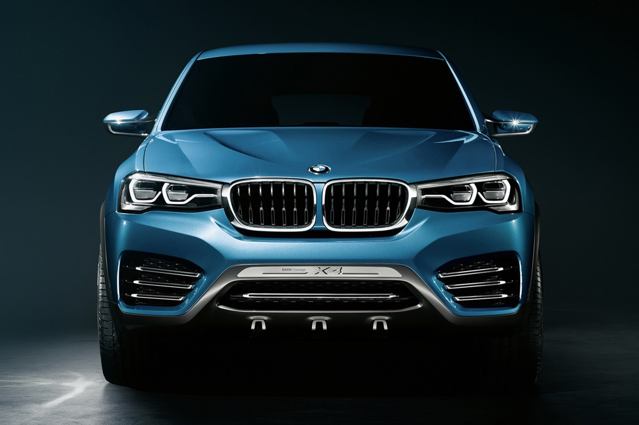 Image of BMW X4 Concept