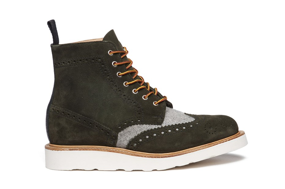 Image of Bodega x Mark McNairy New Amsterdam Footwear 2013 Spring/Summer Collection