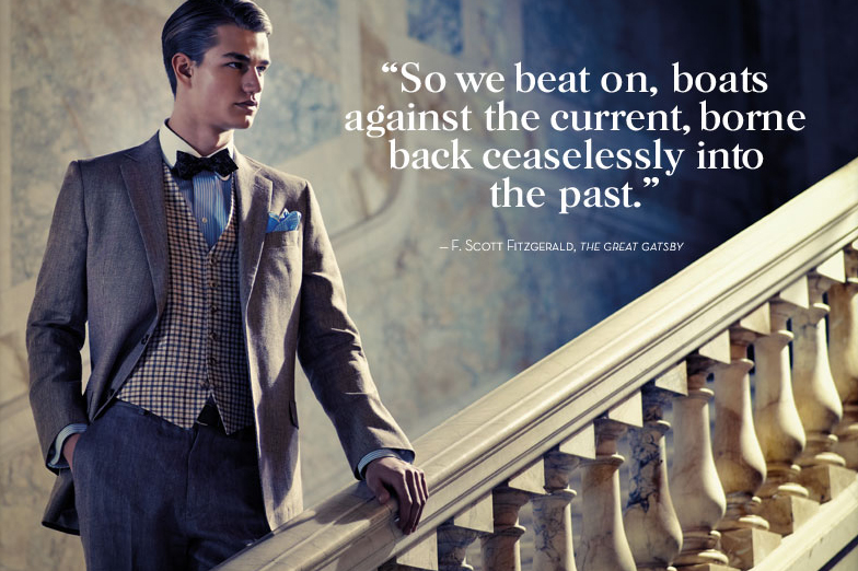 Image of Brooks Brothers 'The Great Gatsby' Lookbook