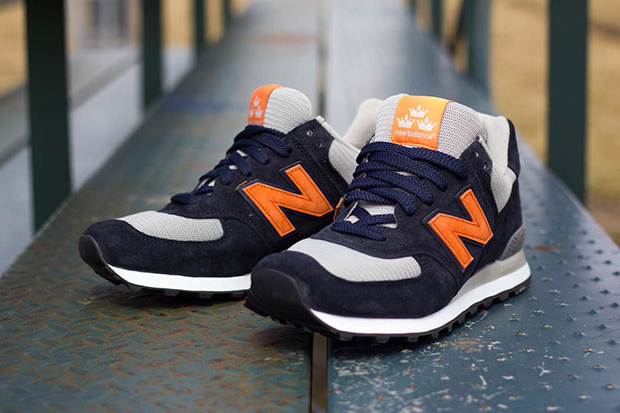 "Image of Burn Rubber x New Balance 574 ""The Miggy"""