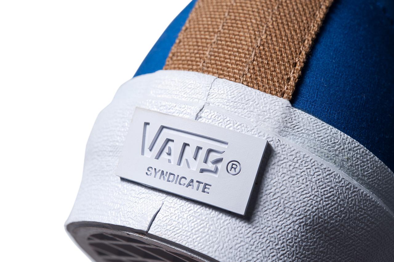 """Image of Carhartt WIP x Vans Syndicate Era Tab """"S"""""""