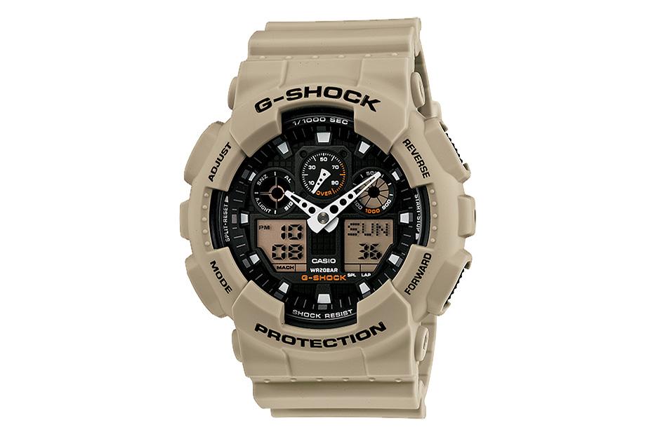 "Image of Casio G-Shock ""Desert Beige"" Series"
