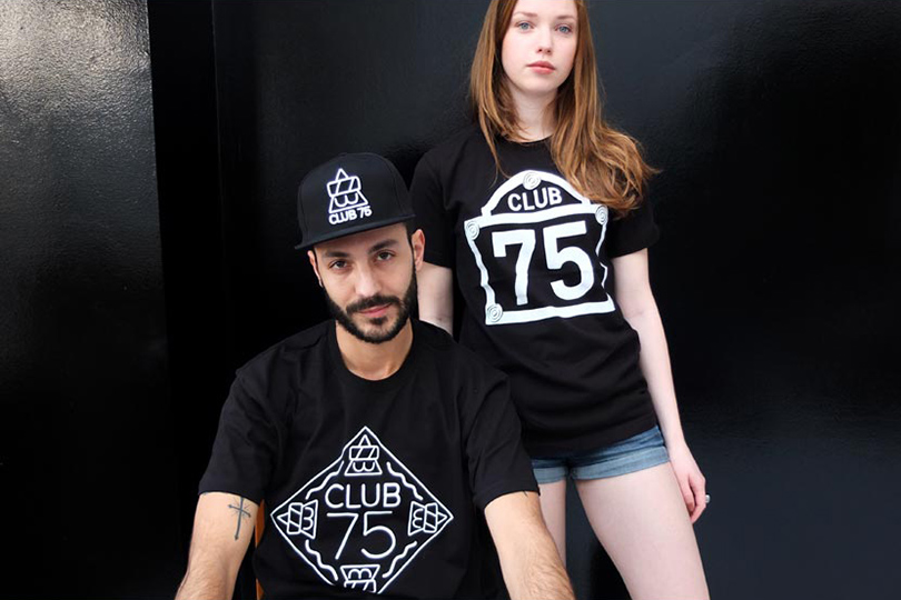 Image of Club 75 2013 Spring/Summer Lookbook