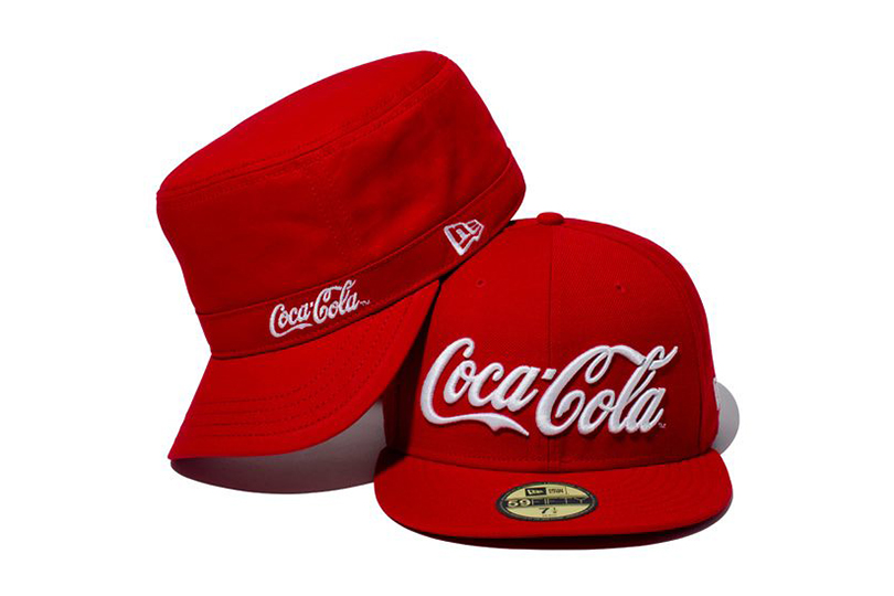 Image of Coca-Cola x New Era 2013 Spring/Summer Collection